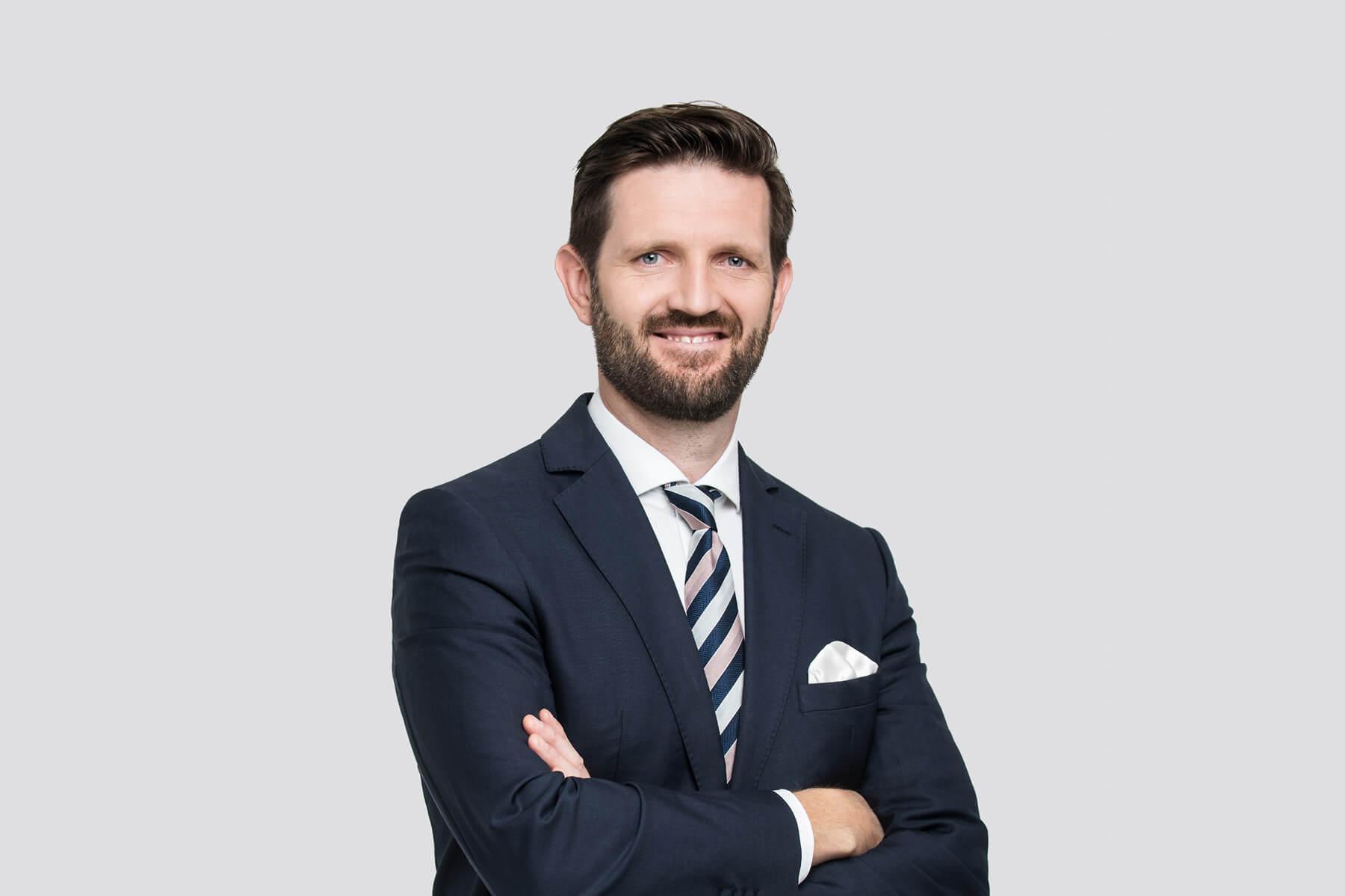 Jakob Hübert - Senior Case Manager | Head of Frankfurt Office