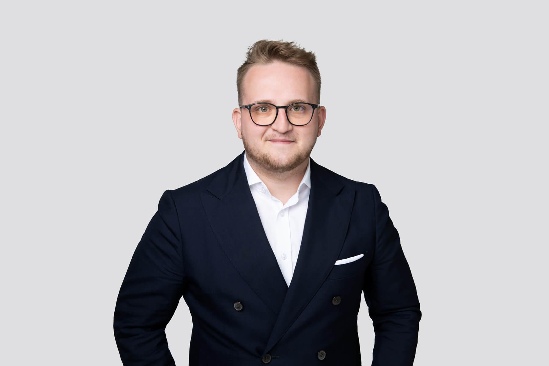 Patryk Kulig - Case Manager