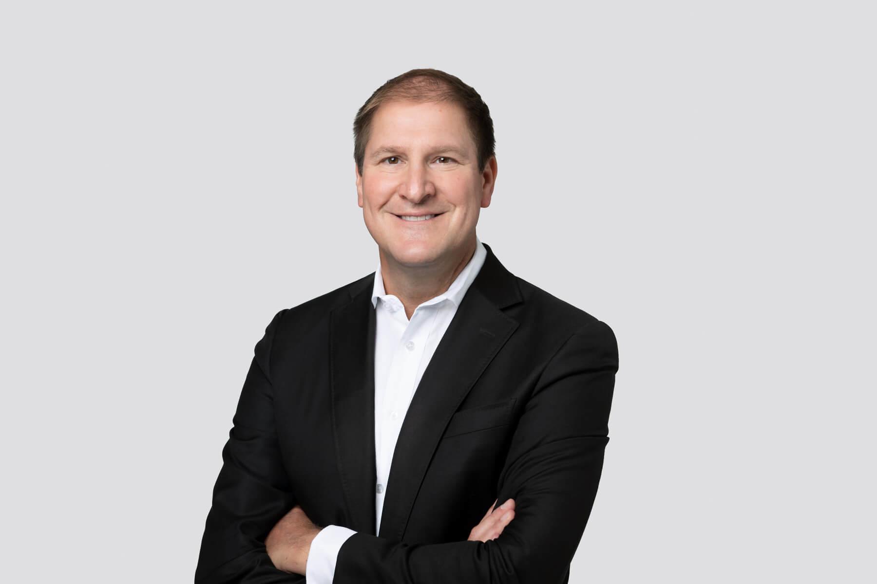 Marcel Wegmüller - Managing Partner
